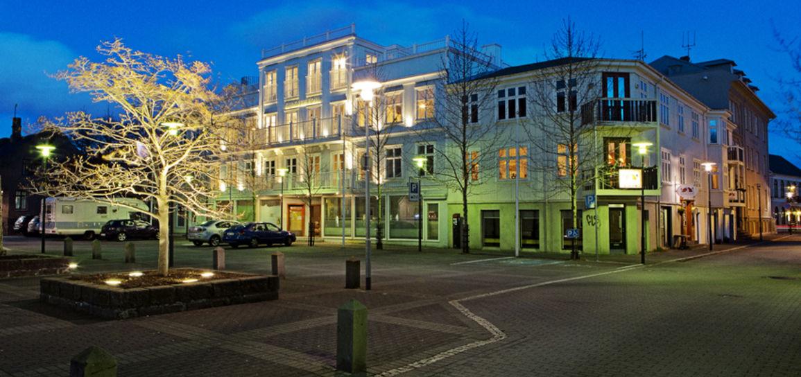 Hôtel de charme, Reykjavik