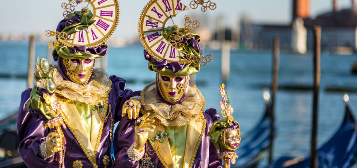 Carnaval, Venise