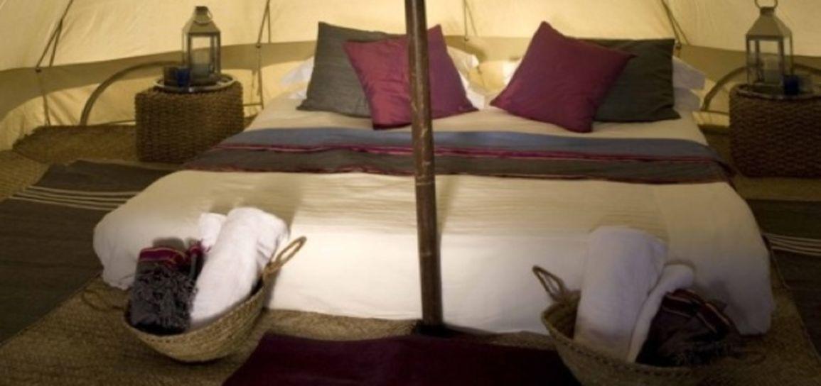Camp privatif, désert de Wahiba