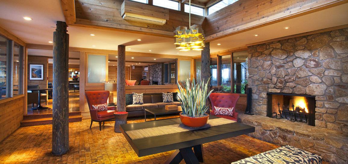 hôtel de charme, Big Sur