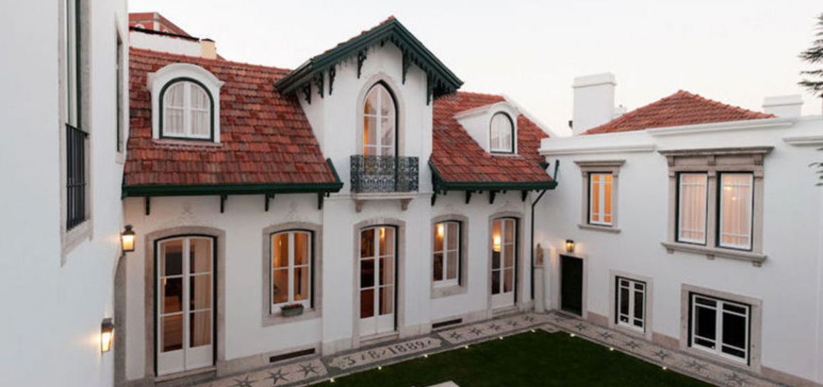 Hôtel de charme, Lisbonne