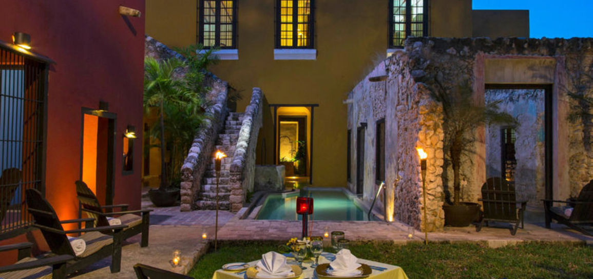 Hôtel de charme, Campeche