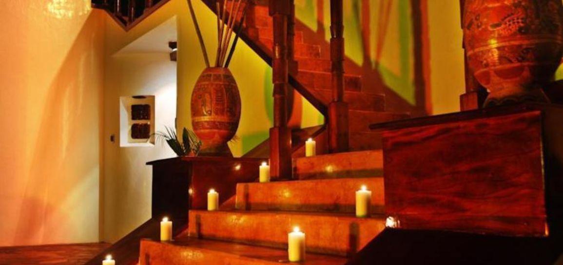 Hôtel de charme, Palenque