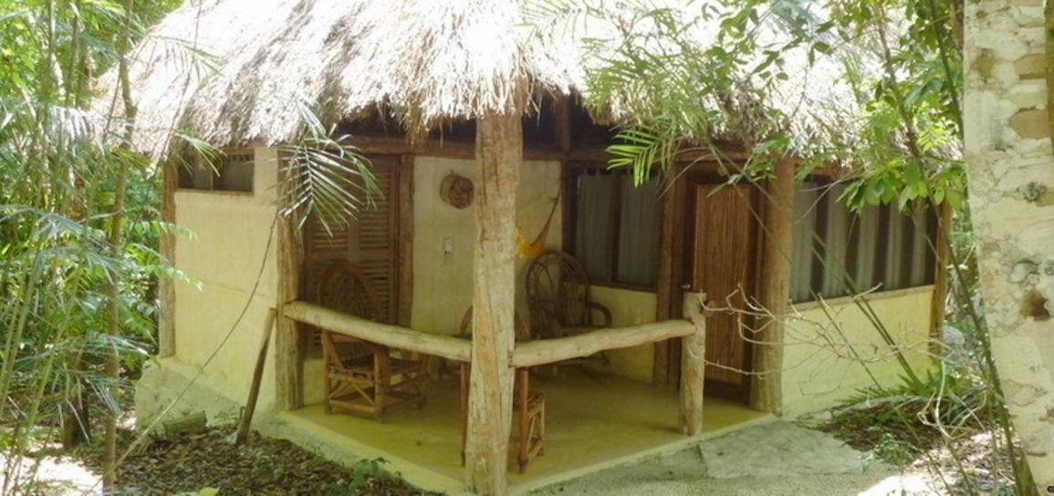 Hôtel de charme, Calakmul