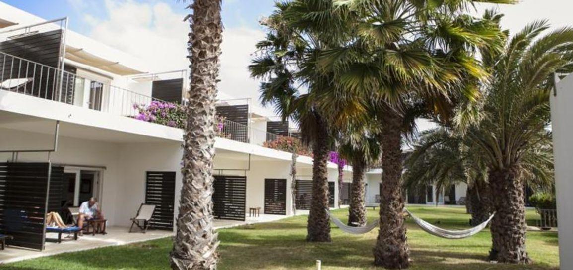 Hôtel de charme, Santa Maria