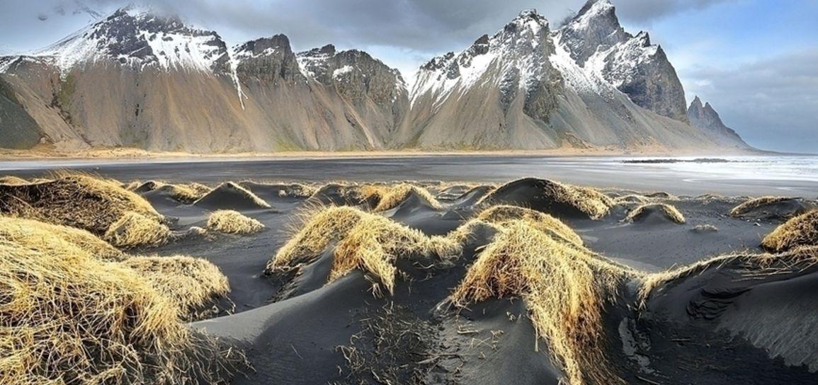 Hornafjördur, Islande