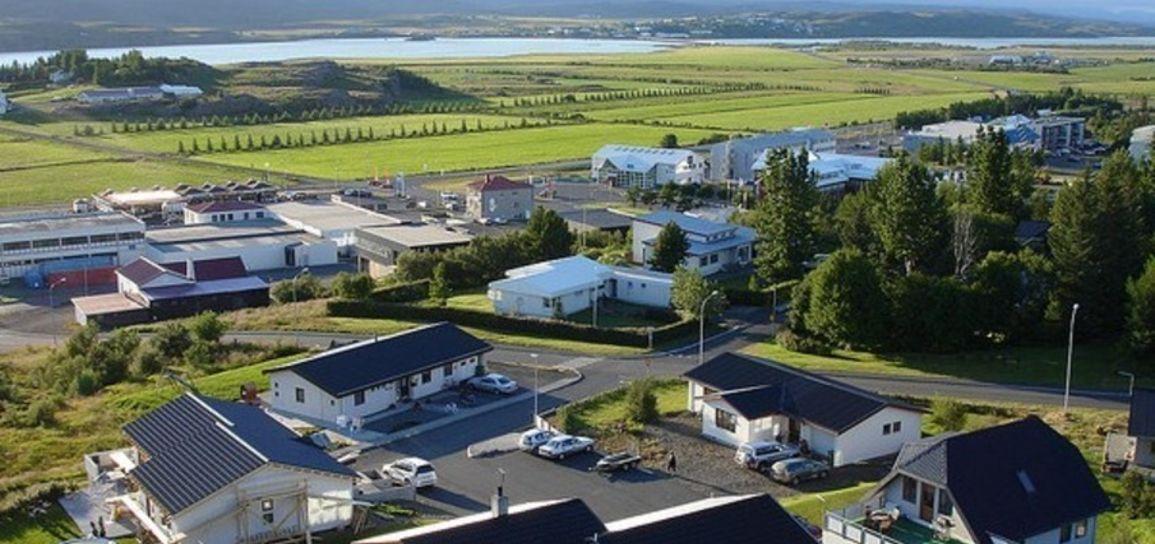 Egilsstadir, Islande