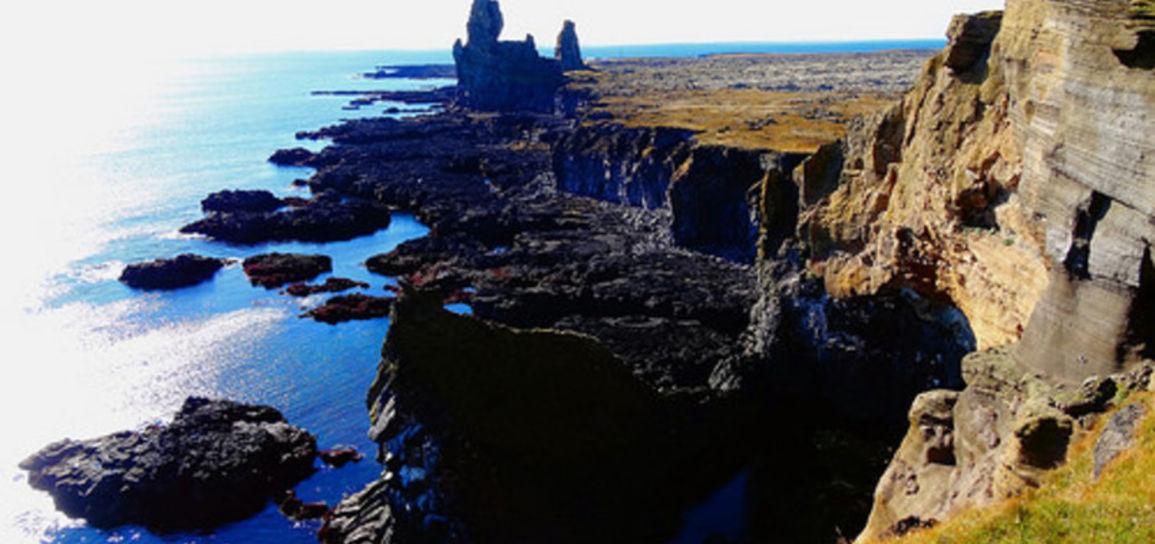 Snaefellsbaer, Islande