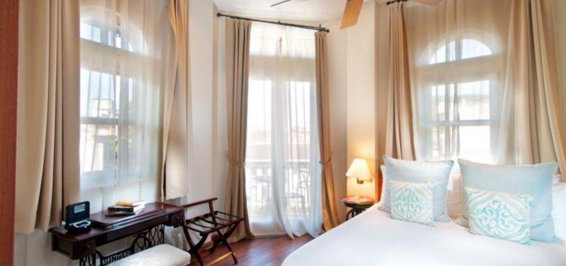 Hôtel de charme, Panama City