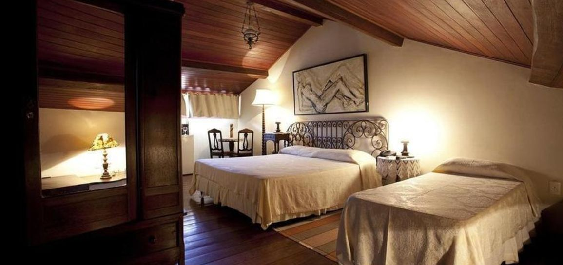Hôtel de charme, Olinda