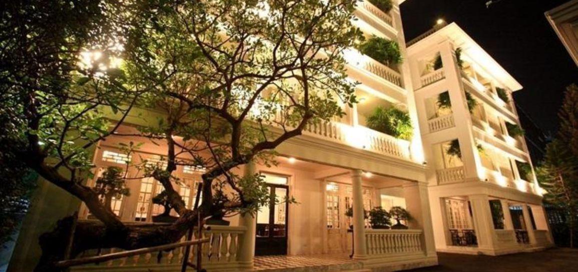 Hôtel de charme, Bangkok
