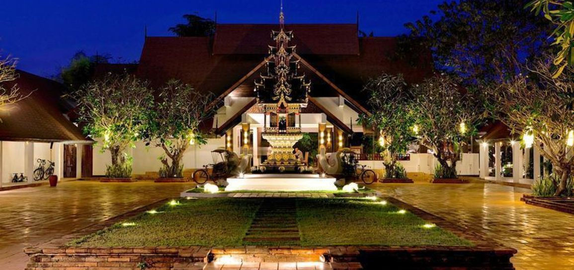 Hôtel de charme, Chiang Rai