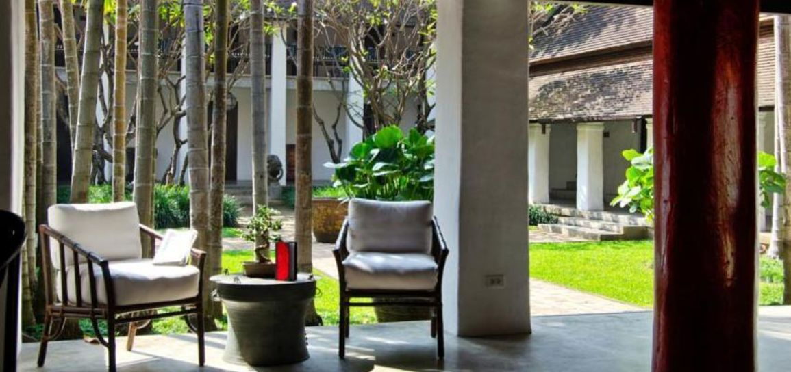 Hôtel de charme, Chiang Mai