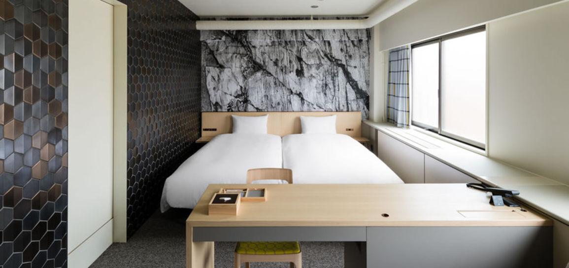 Hôtel de charme, Kyoto