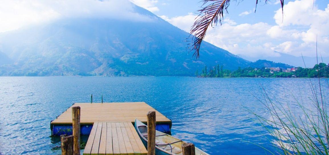 lac Atitlan, Guatemala