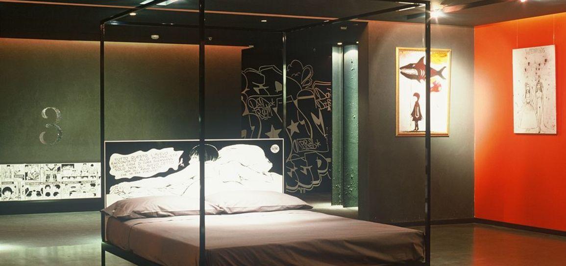 hôtel de charme, Milan