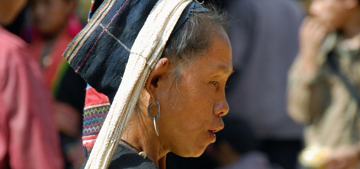 Ethnie, Laos