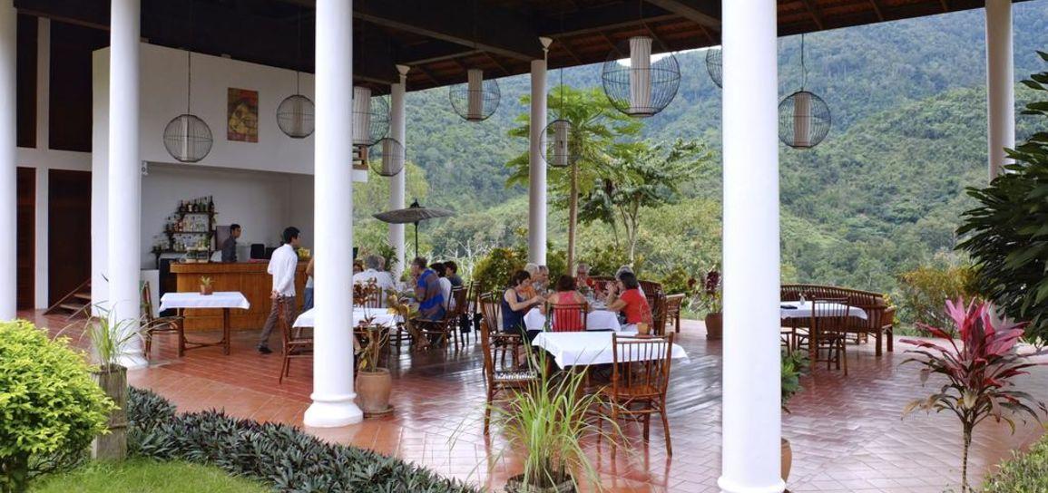 hôtel de charme, Pakbeng