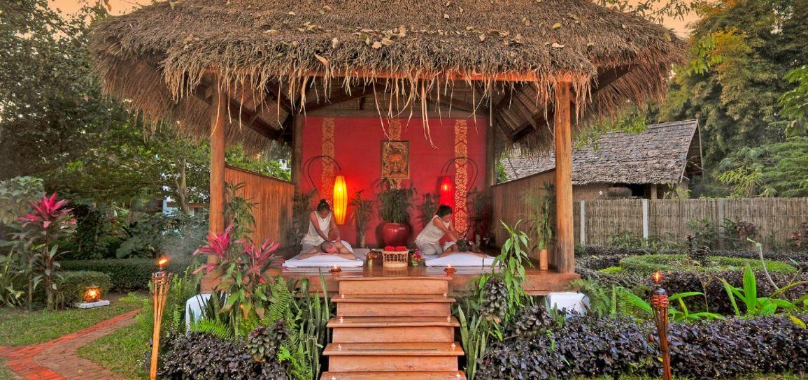 hôtel de charme, Muang La