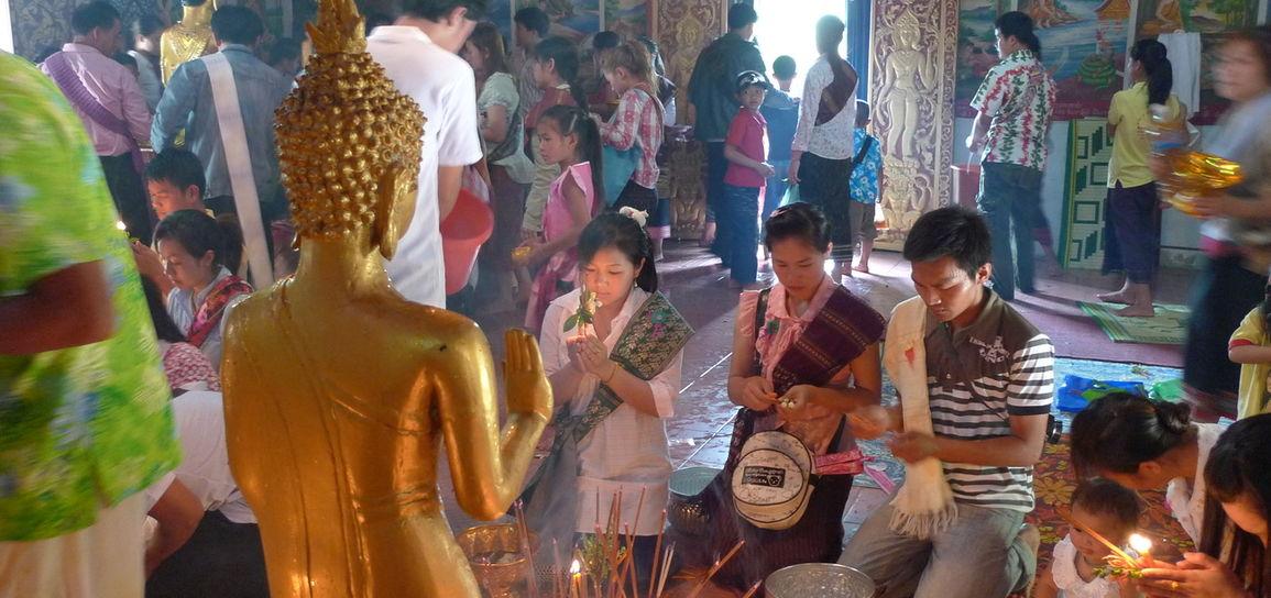 cérémonie, Laos