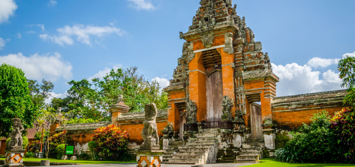 Mengwi, Bali, Indonésie