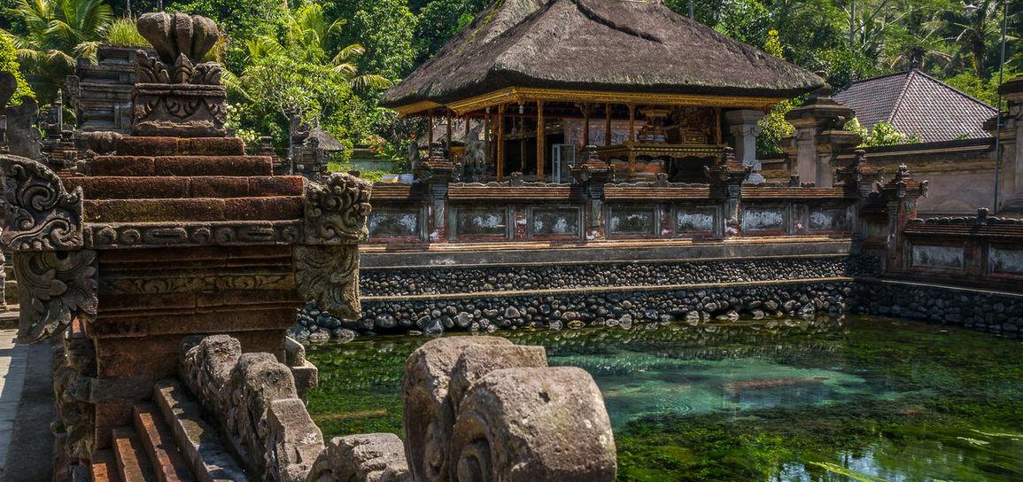 Temple des ablutions, Bali, Indonésie