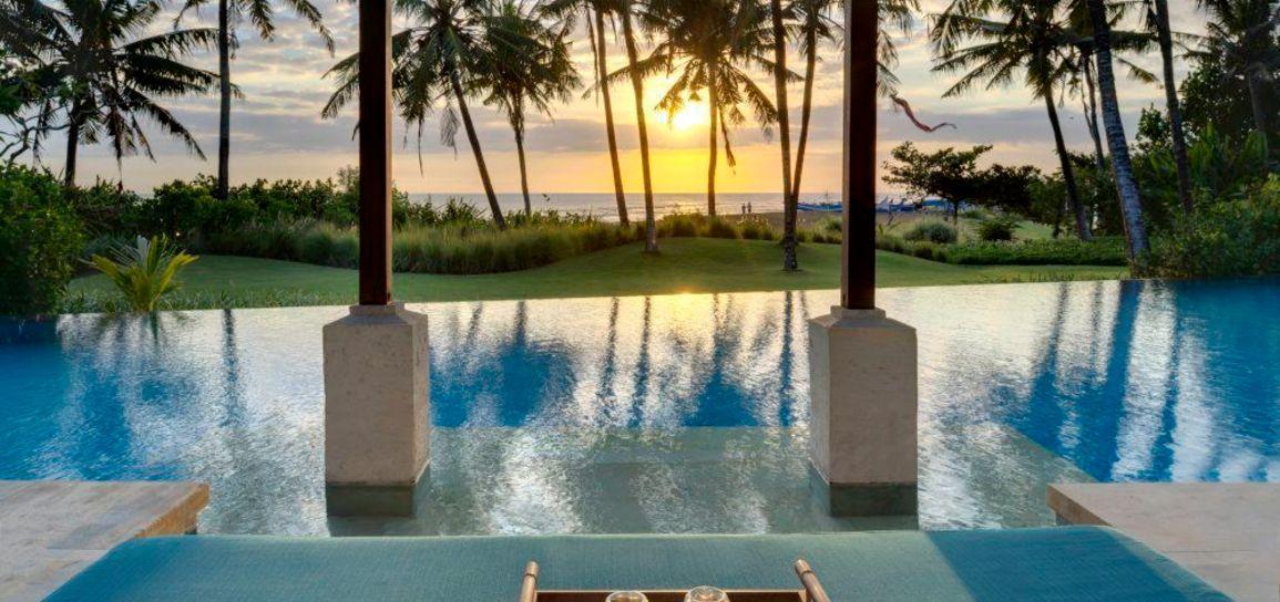 Villa familiale, Bali, Indonésie
