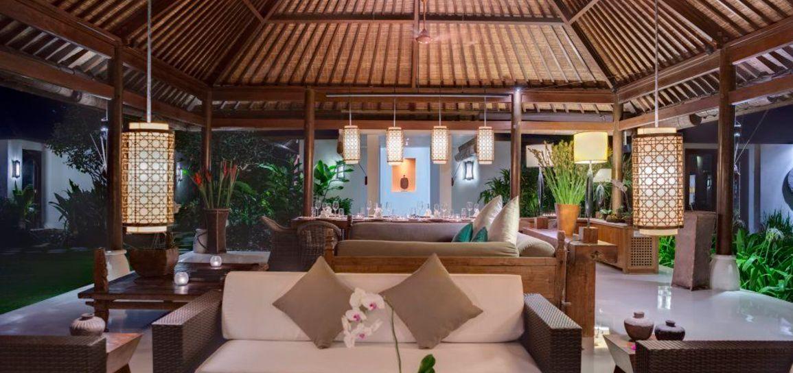 Villa de luxe, Bali, Indonésie