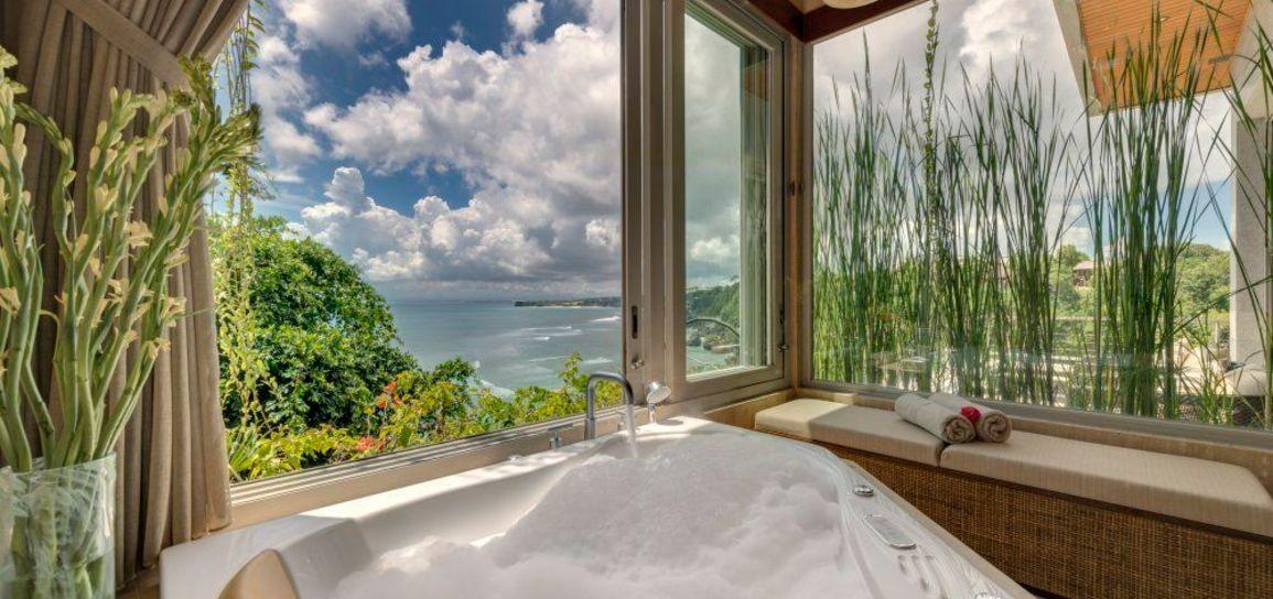 Villa de luxe,Bali, Indonésie