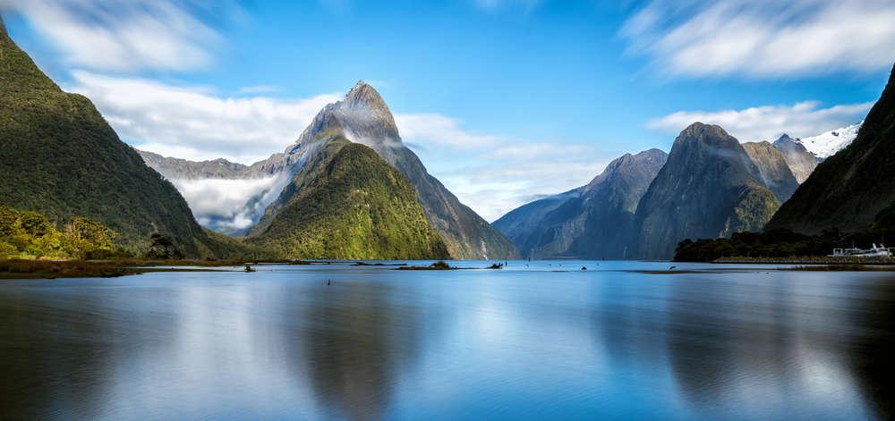 Fjord Milford, Nouvelle-Zélande
