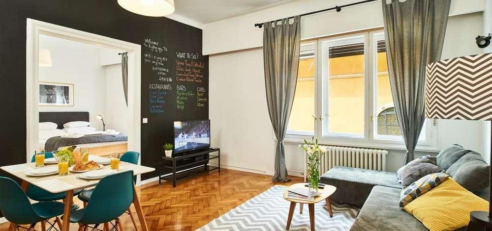 appartement de charme, Zagreb
