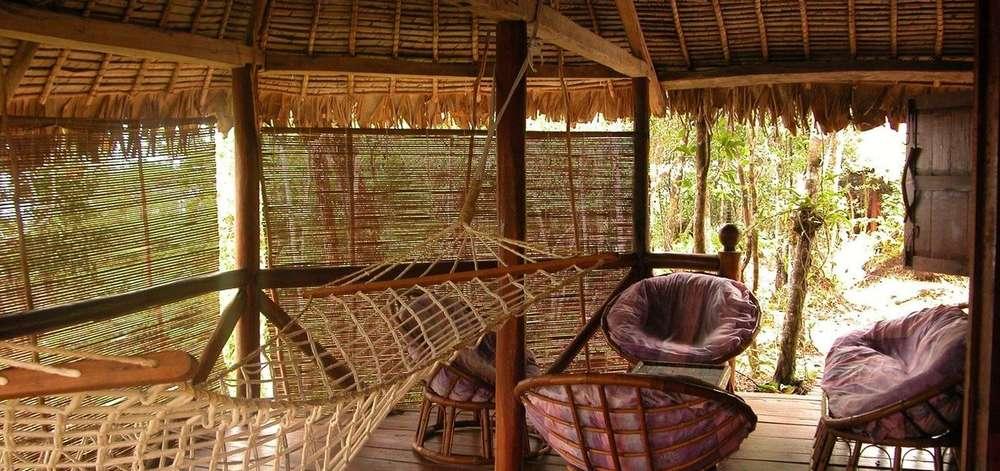 Lodge Bohème dans les Pangalanes