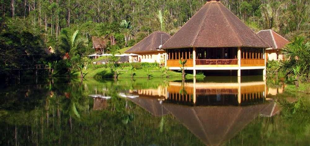 Hôtel Chic à Andasibe