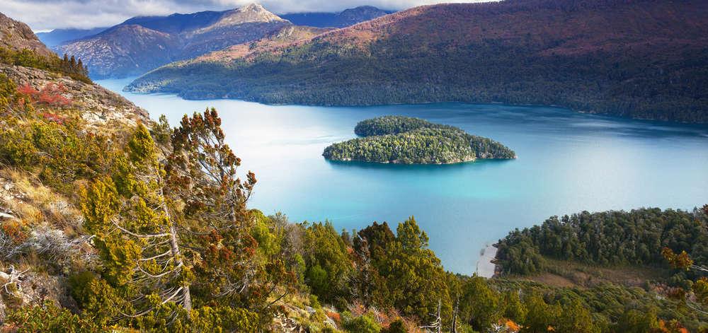 Lac Mascardi, Région de Bariloche