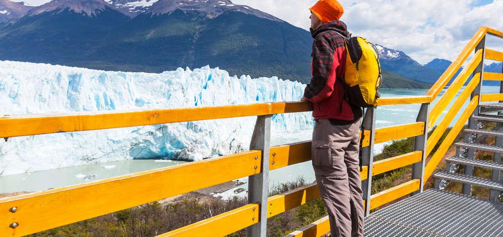 Observation du Perito Moreno