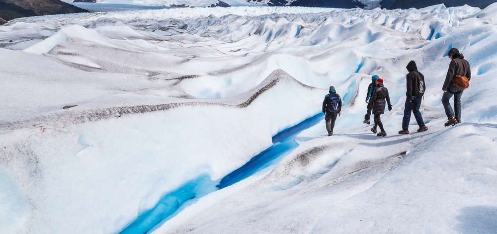 Randonnée Glaciaire sur le Perito Moreno