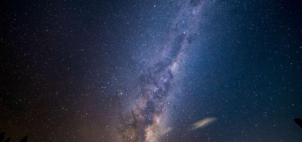 Nuit étoilée en Patagonie