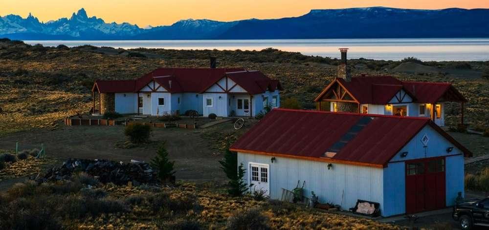 Estancia Traditionnelle de Patagonie