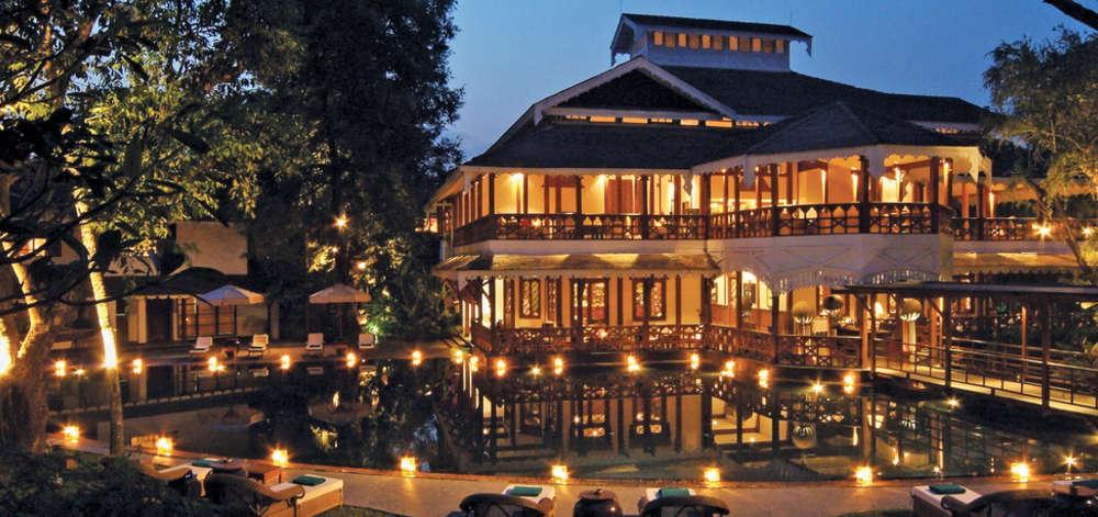 hôtel de luxe, Yangon