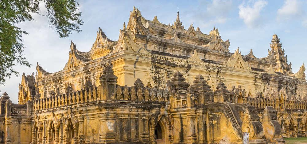 Ava, Birmanie
