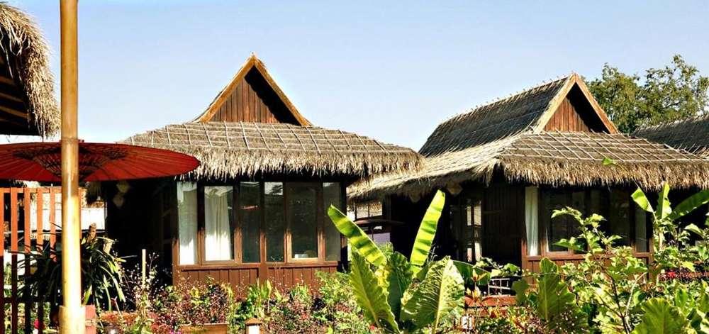 hôtel de charme, Nyaung Shwe