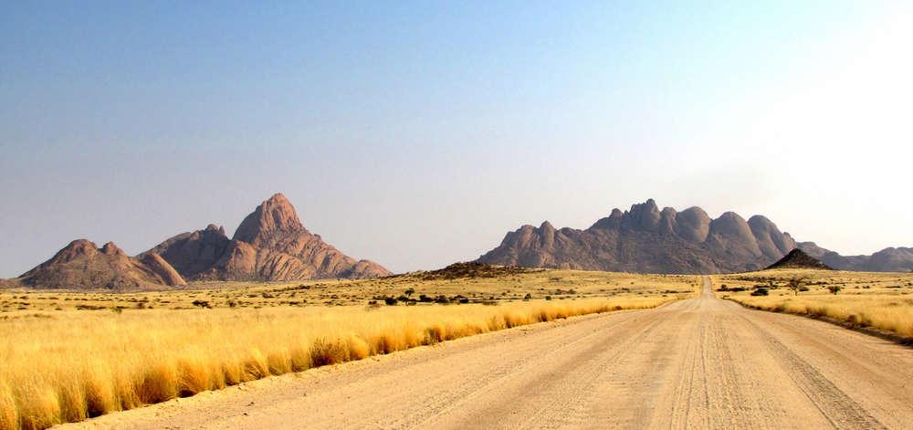 Piste Namibienne
