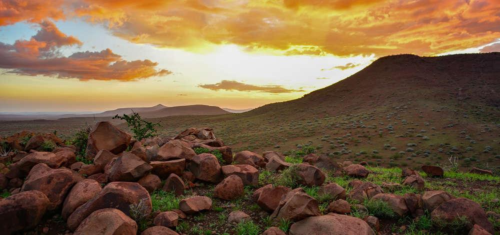 Paysages du Damaraland