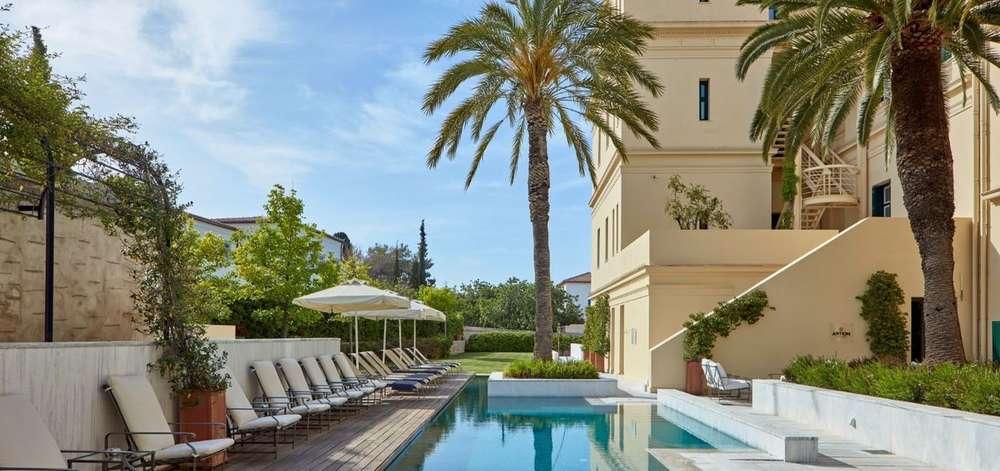 hôtel de luxe, Spetses