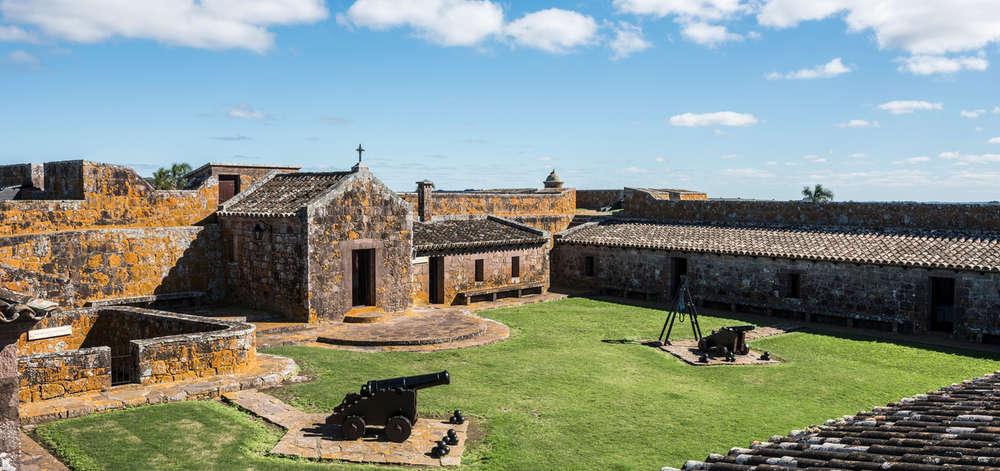 Fort de San Miguel à Rocha