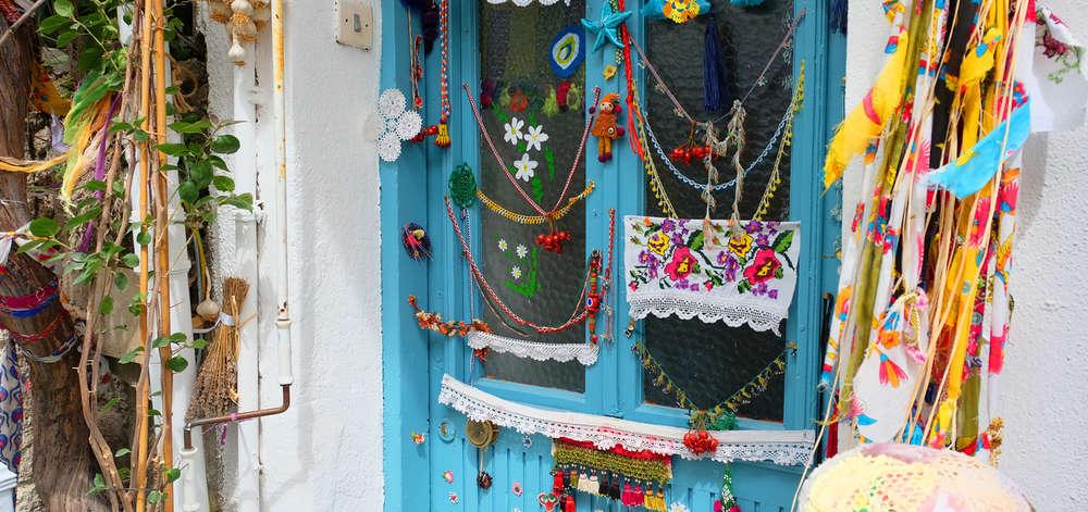 Alaçati, Turquie