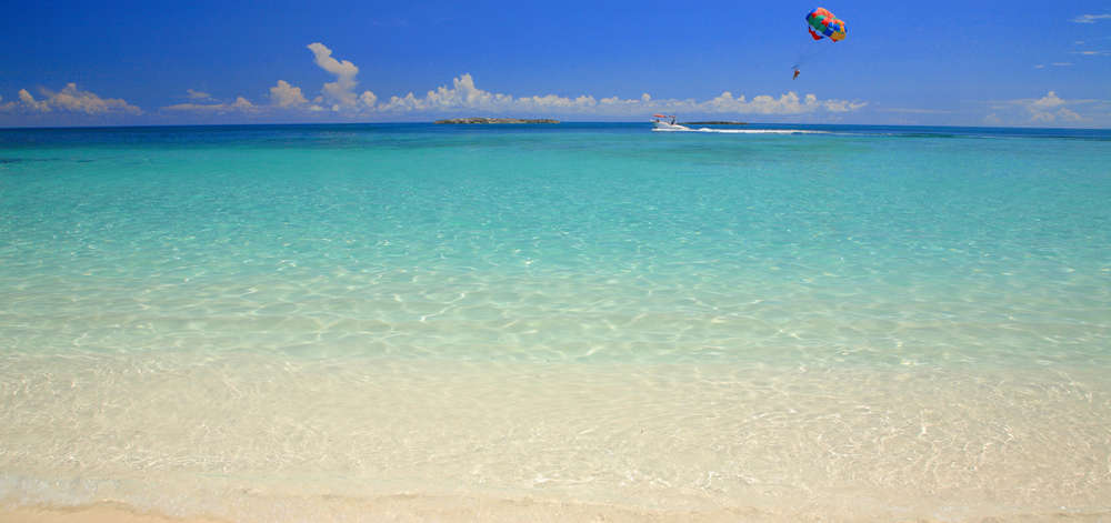 Paradise Beach, Nassau, New Providence