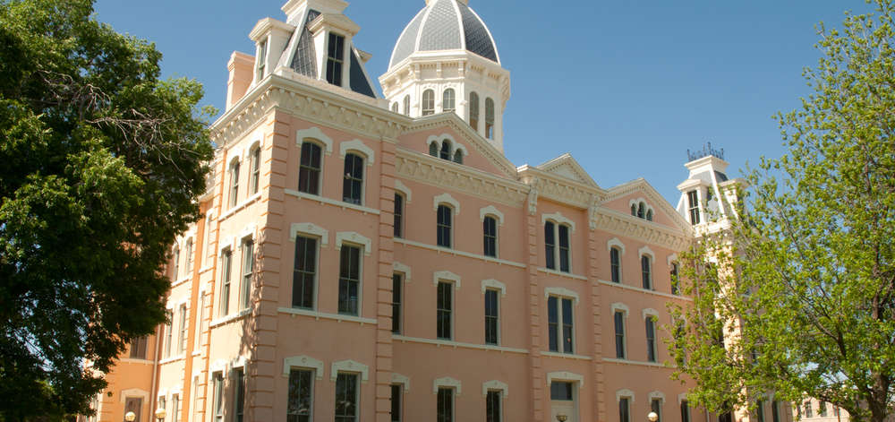 Tribunal de Marfa, Texas