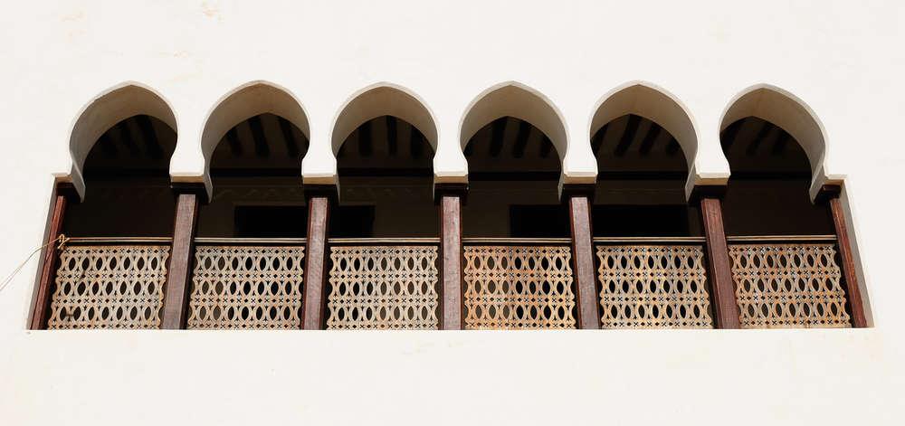 Architecture Typique de Lamu