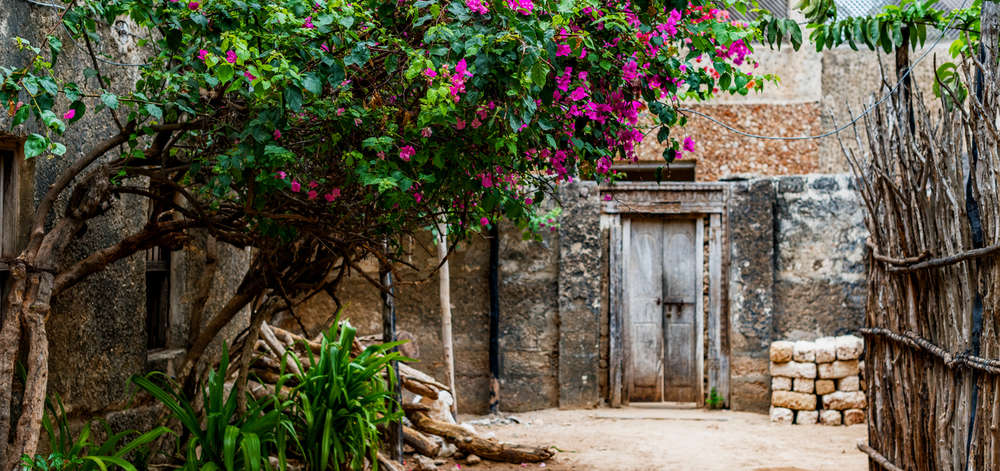 Ruelle de Lamu